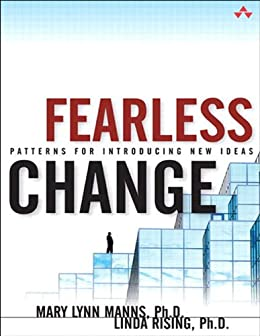 Amazon fearless change patterns for introducing new ideas fearless change patterns for introducing new ideas by rising linda ph fandeluxe Choice Image