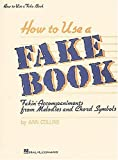 How to Use a Fake Book, Ann Collins, 0881883956