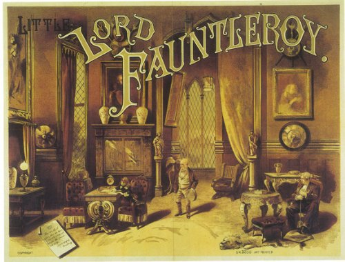 Little Lord Fauntleroy Poster (Broadway) (14 x 22 Inches - 36cm x 56cm) (1888) -