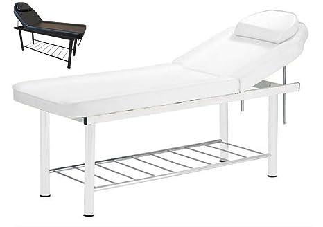 Polironeshop Apollo Lettino In Acciaio Per Massaggi Centro Estetico