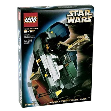 LEGO Star Wars Jango Fett's Slave (7153)