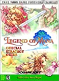 Legend of Mana Official Strategy Guide (Video Game Books)