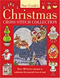 img - for Sue Cook's Christmas Cross Stitch Collection book / textbook / text book