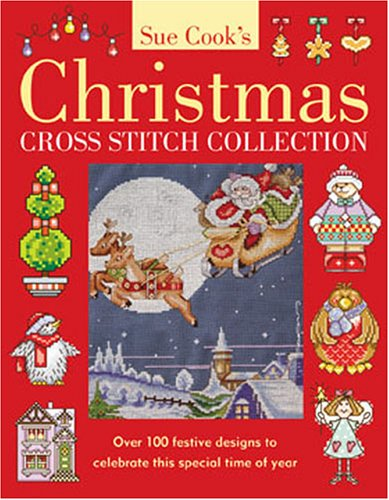 - Sue Cook's Christmas Cross Stitch Collection