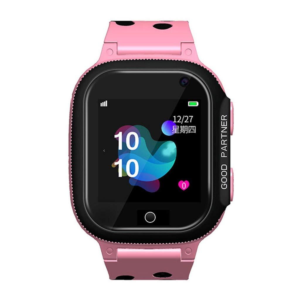 Amazon.com: NOMENI Smart Watch Childrens Bracelet Touch ...