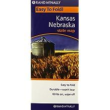 Easy Finder Map Kansas/Nebraska