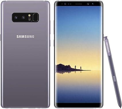 64gb 8 Megapixel Samsung Lte N950u orchid Smartphone W dual 12 renewed Gsm 4g Camera Unlocked Grey Galaxy Android Note