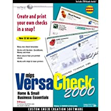 VersaCheck Home and Small Business 2000