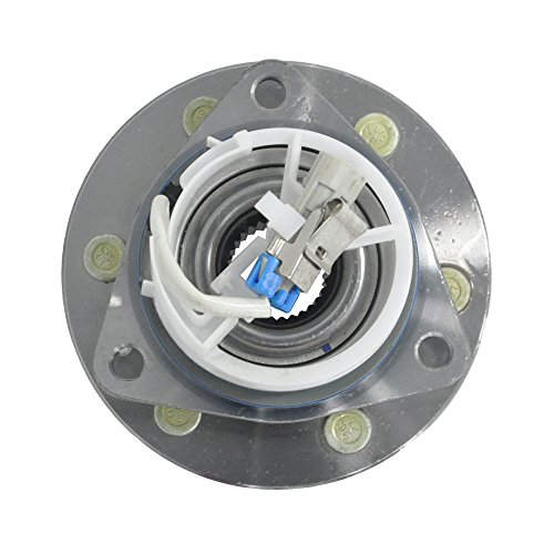 DRIVESTAR 512243 Brand New Rear Left or Right Wheel Hub & Bearing w/ABS for Cadillac SRX STS CTS by DRIVESTAR (Image #2)