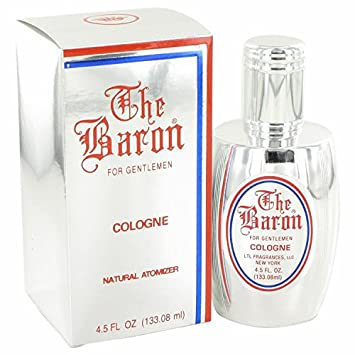 THE BARON by LTL Cologne Spray 4.5 oz for Men – 100 Authentic