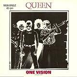 Queen - One Vision (Extended Vision) - EMI - 1C K 060-20 0911 6, EMI - 1C K 060 20 0911 6