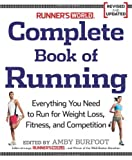 Runner's World Complete Book of Running, Amby Burfoot, 1605295795