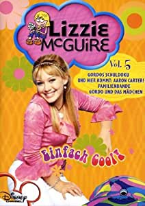 Lizzie McGuire Vol. 5 [Import allemand]