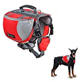 YLSing Dog Pack Hound Travel Camping Hiking Backpack Saddle...