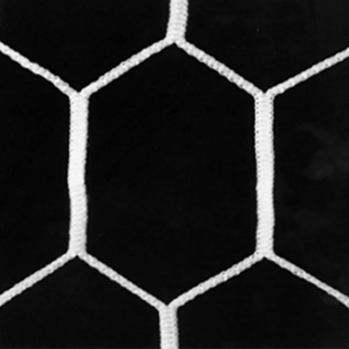 GIMER 10 512 Netze, Weiß, 4 mm