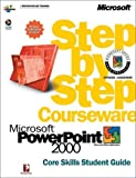 Microsoft PowerPoint 2000 Step by Step Courseware Core Skills Class Pack, Perspection, Inc. Staff, 0735611157