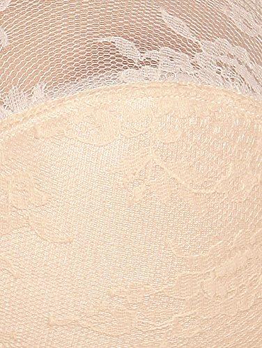 Damen Lang-BH mit Hakenverschluss vorne Elastisch 125 by Venus of Cortland