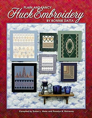 Amazon Plain Fancy Huck Embroidery Swedish Weaving Arts