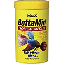 Tetra 16838 BettaMin Flakes, 0.81-Ounce