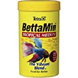 Tetra 16838 BettaMin Flakes, 0.81-Ounce