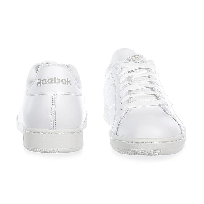 45f4ea9859d Tenis Reebok NPC II - 5258 - Blanco - Hombre - Blanco - 29: Amazon.com.mx:  Ropa, Zapatos y Accesorios