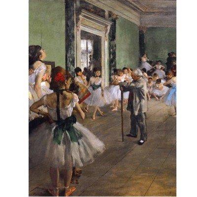 1000 Ravensburger Puzzle Degas: The School of Dance