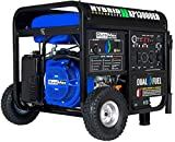 Duromax XP13000EH,13000 Watt Dual Fuel Electric Start, Portable Generator
