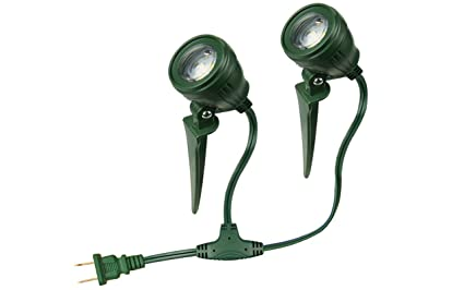 HousePlus LED Garden Light String, Garden Light LED Low Voltage, Electric  Led Garden Lights
