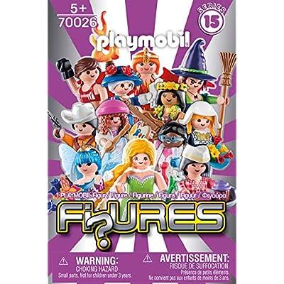 PLAYMOBIL 70026 Figures Series 15 Girls 1 Blind Bag: Toys & Games