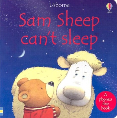 Download Sam Sheep Can't Sleep: A Phonics Flap Book (Phonics Board Books) ebook