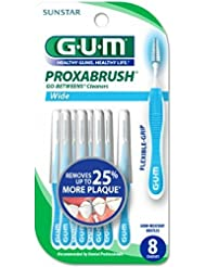GUM Go-Betweens Proxabrush Cleaners Wide [3614] 10 Each