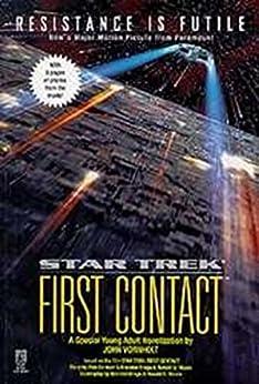 First Contact (Star Trek) by [Vornholt, John]