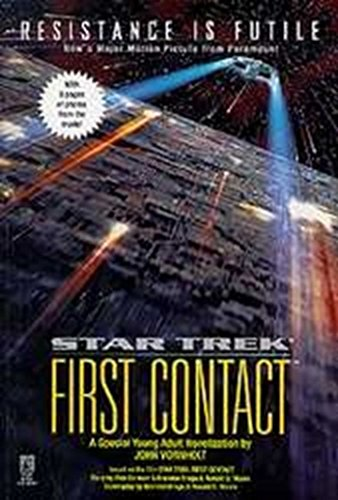 First Contact (Star Trek: The Next - Trek Frontier First Star
