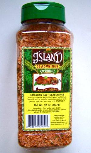 Island Seasonings Marinade Rub 32 Ounces 1 Bottle