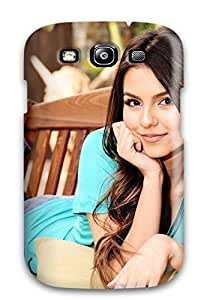 Premium Victoria Justice Heavy-duty Protection Case For Galaxy S3