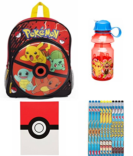 Pokemon Back to School 3D 12