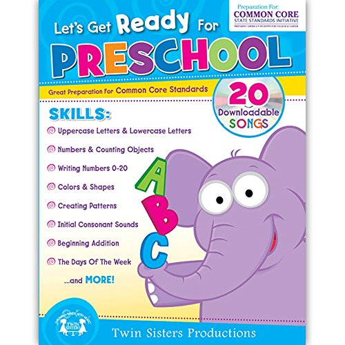 Let's Get Ready for PreSchool