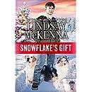 Snowflake's Gift (Delos Series Book 6)