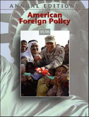 Annual Editions: American Foreign Policy 05/06