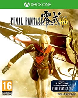 Final Fantasy Type-0 HD - Day 1 Edition: Amazon.es: Videojuegos
