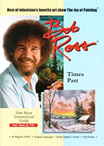 Bob Ross The Joy of Painting: Times Past