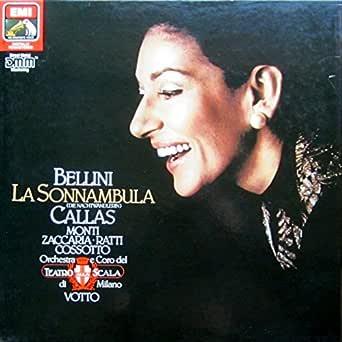 Bellini: La Sonnambula (Die Nachtwandlerin