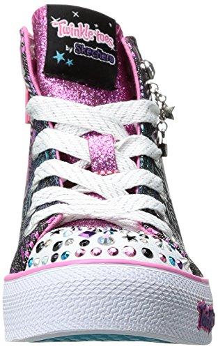 Skechers Kids Kids Step Up-Glitzy Kicks Sneaker Black/Multi