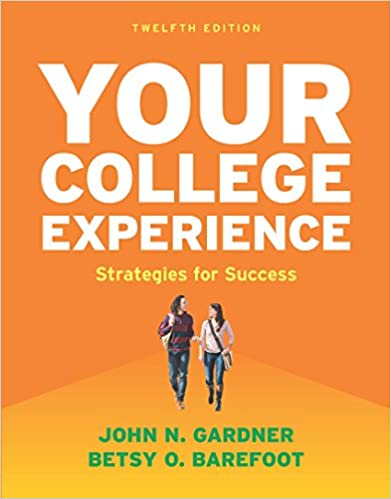 Amazon your college experience strategies for success ebook your college experience strategies for success 12th edition kindle edition fandeluxe Image collections