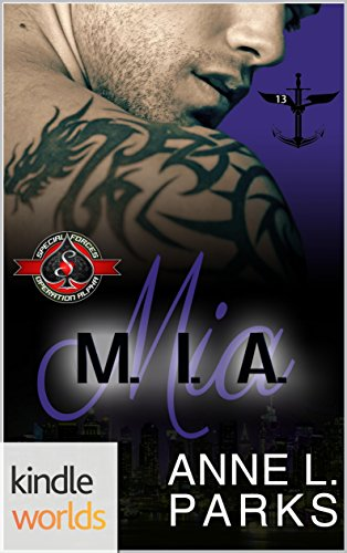 Special Forces: Operation Alpha: MIA (Kindle Worlds)