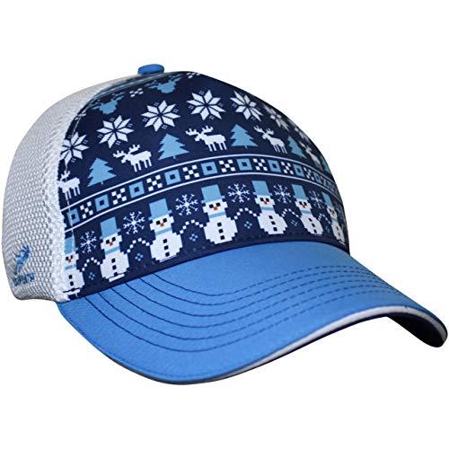 Headsweats Performance Trucker Hat (One Size, Frosty)