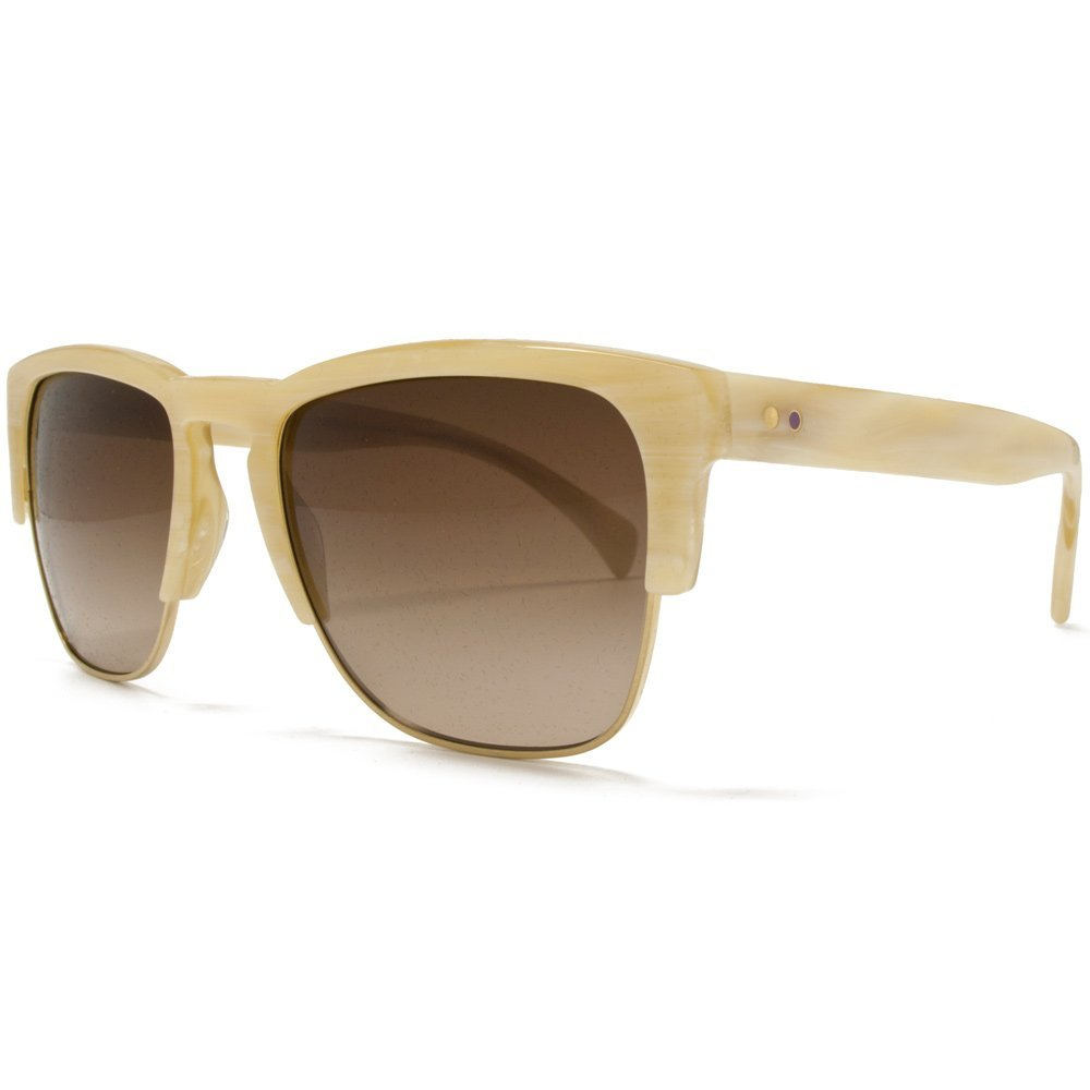3e991aa38f Paul Smith Romiley Sunglasses in Beige Silk Brushed Gold PM8146S 104913 56  56 Grey  Amazon.co.uk  Clothing