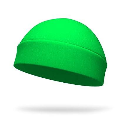 Amazon.com  Bondi Band HP-181 Neon Green Wicking Solid Women s ... 69850de9e9