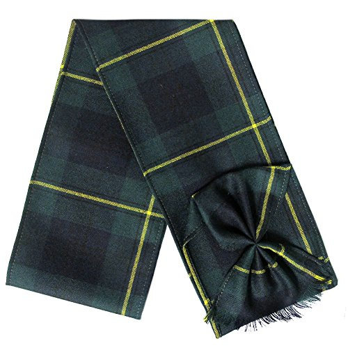 - Ingles Buchan Womens Scottish Tartan Minisash with Rosette Johnson