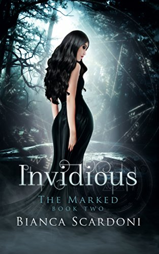 (Invidious: A Dark Paranormal Romance (The Marked Book 2))
